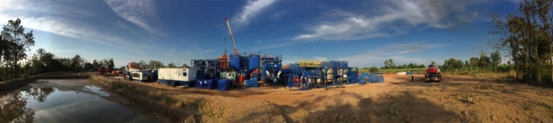 frac-pump